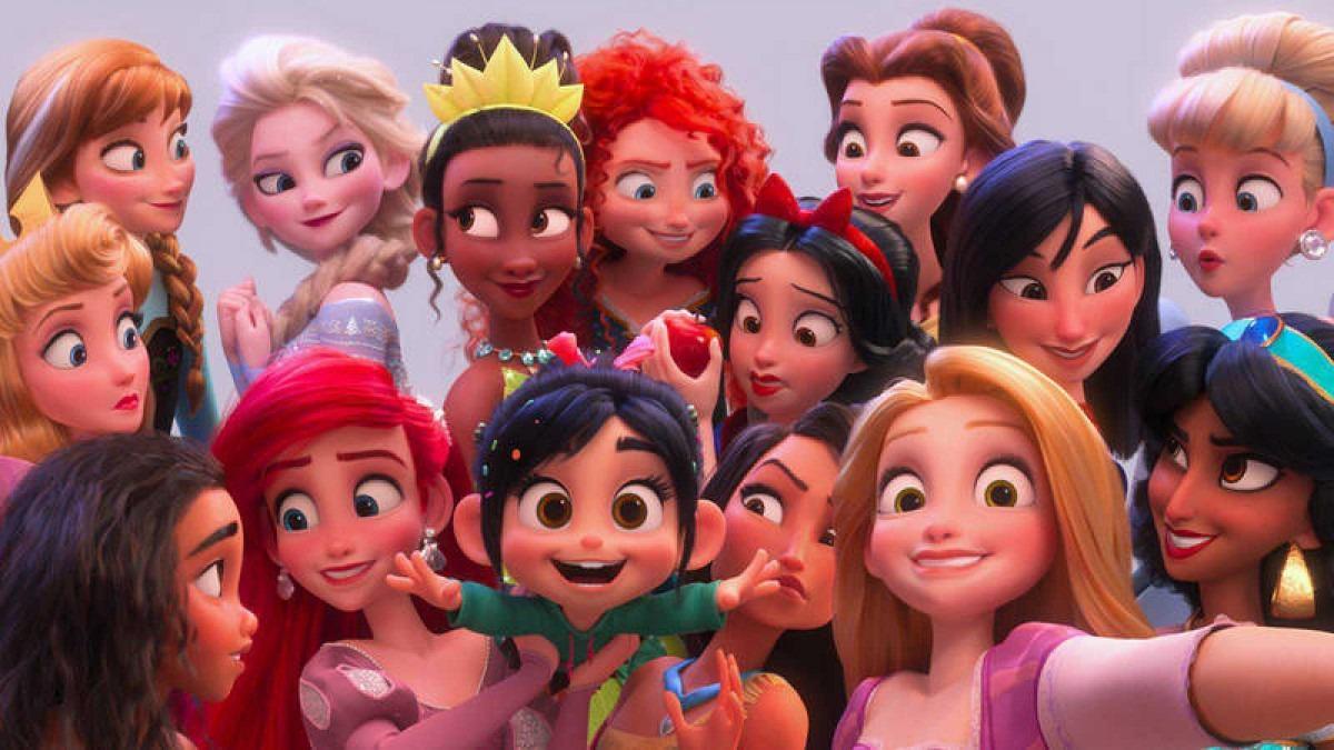 De leukste Disney prinsessen poppen
