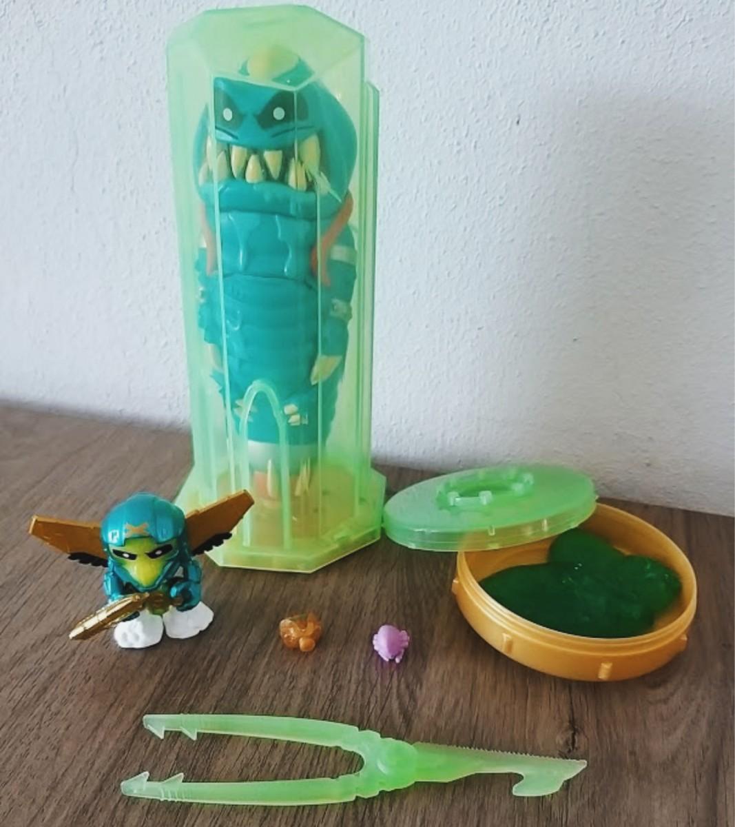 Inhoud Treasure X Aliens Mystery Pack Action Figure & Playset