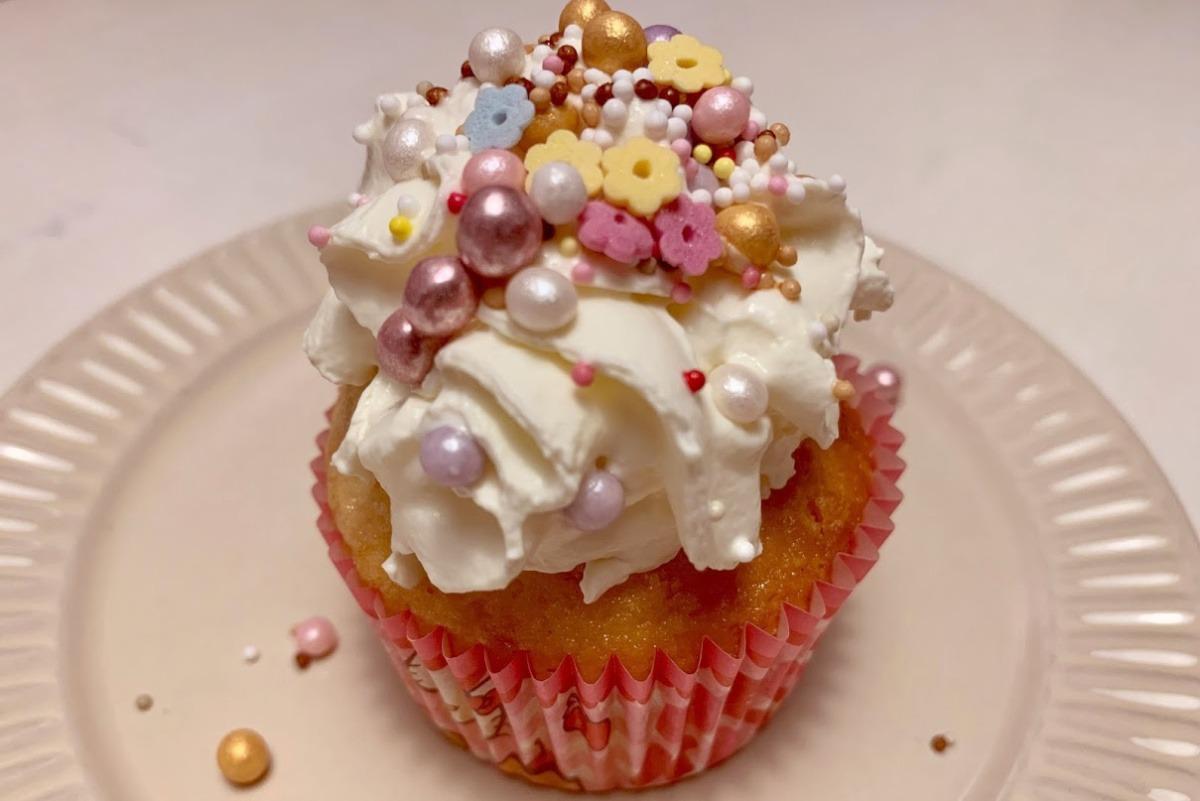 cupcakes zonder boter