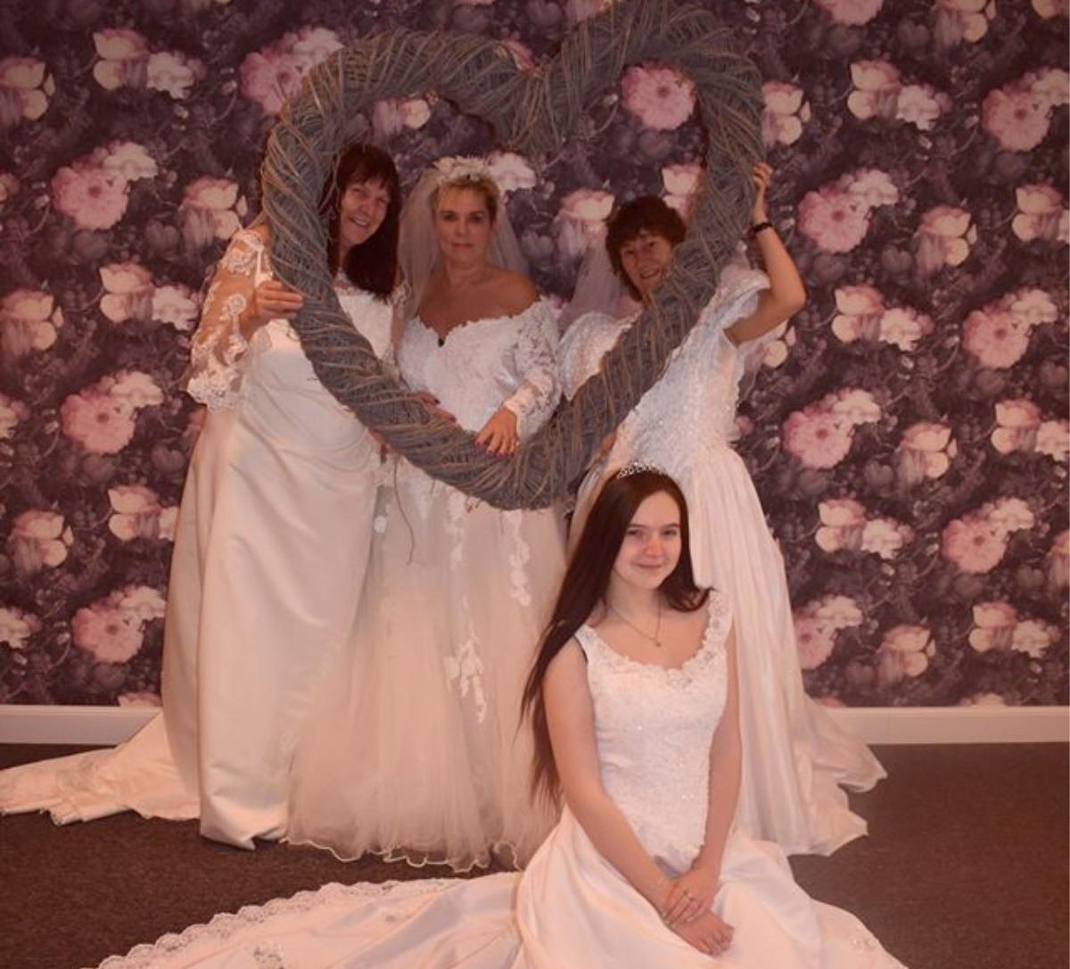 bruid voor een dag in Veendam