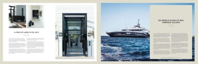 cruiseschip interieurboek design your worl