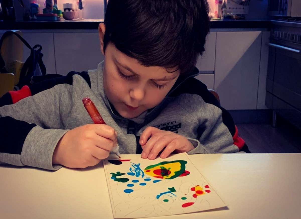 oefenen colourmazing