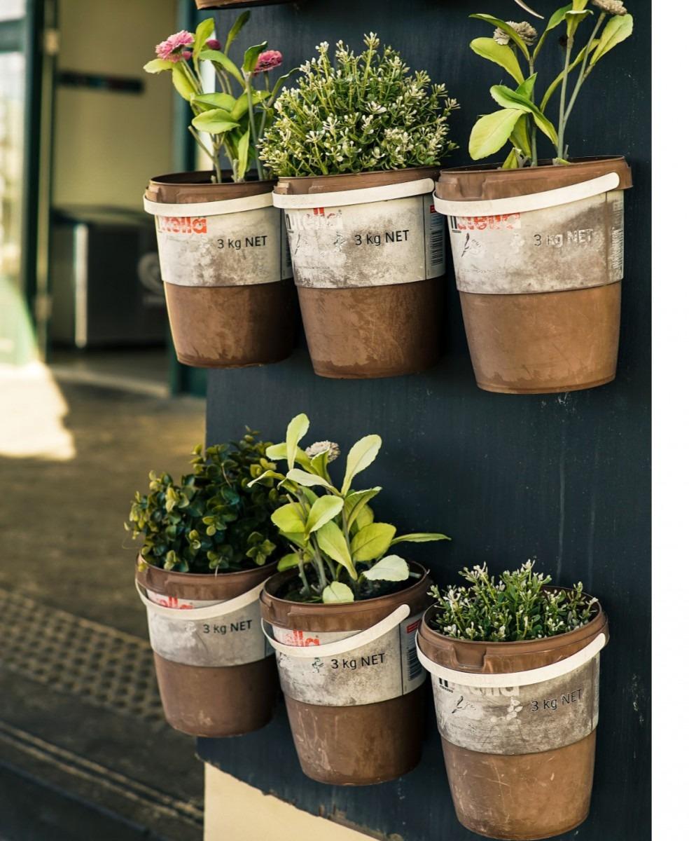 tuin decoreren met een klein budget
