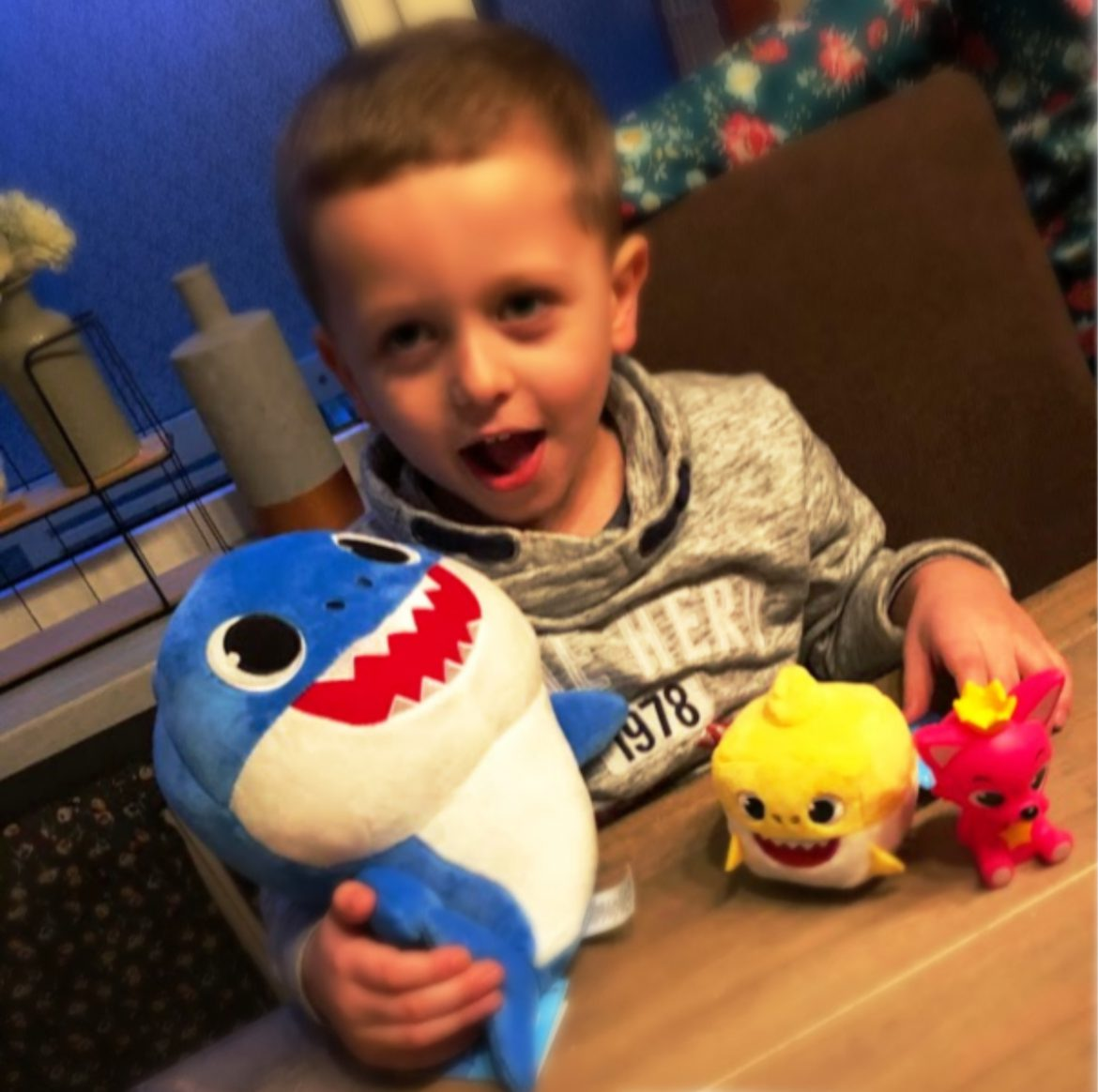 Baby Shark speelgoed review
