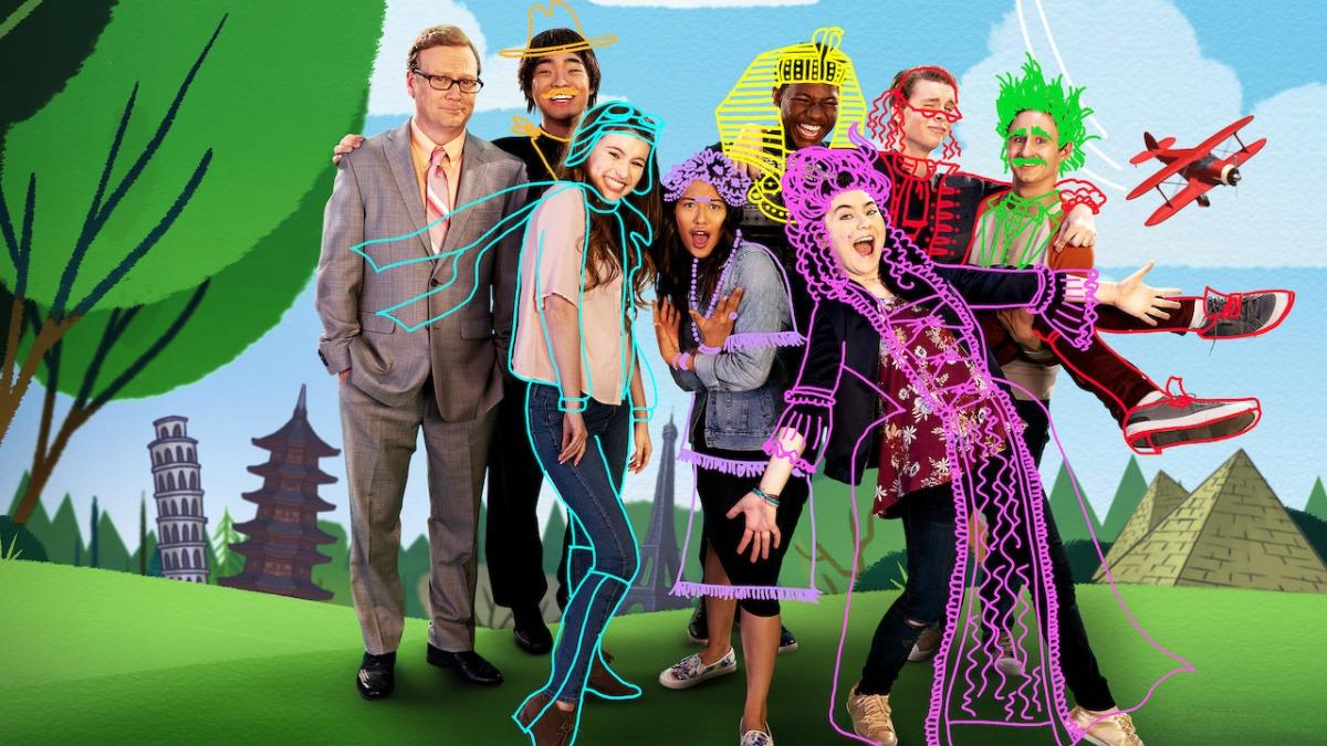 The Who Was? Show Educatieve series op Netflix