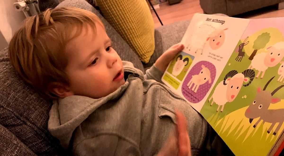 aaiboekje boekeninspiratie peuter, peuterboek educatief