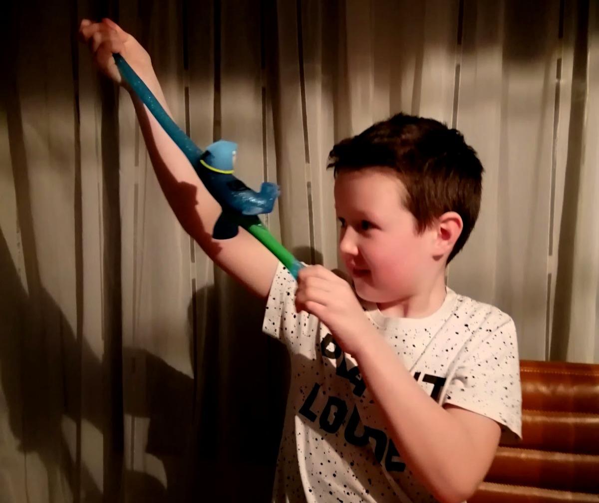 goojitzu, rollenspel voor kinderen, stretchy speelgoed, spelen vanaf drie jaar