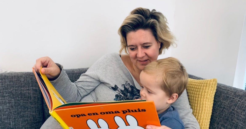 samen lezen peuter