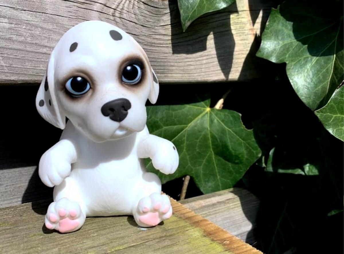 Boy or girl puppy, OMG pets, interactief squishy speelgoed, cadeau vanaf vijf jaar