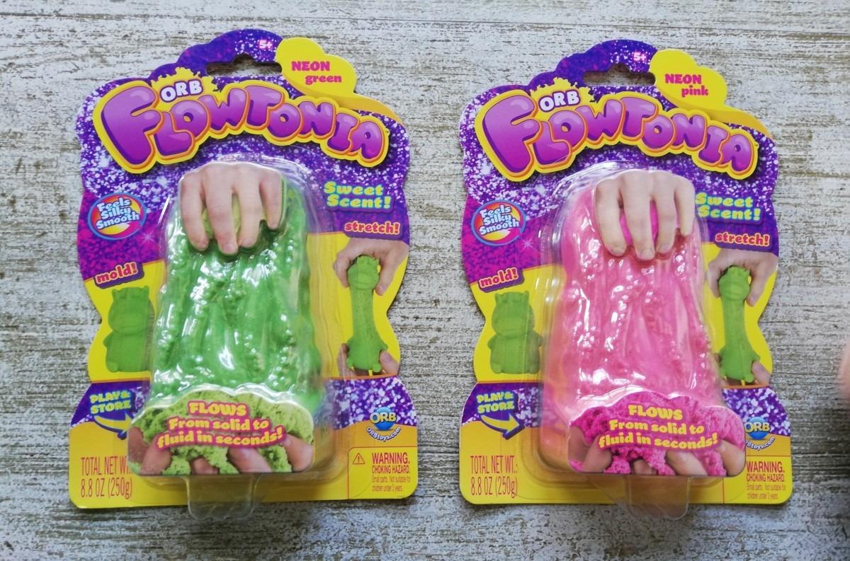 orb toys flowtonia
