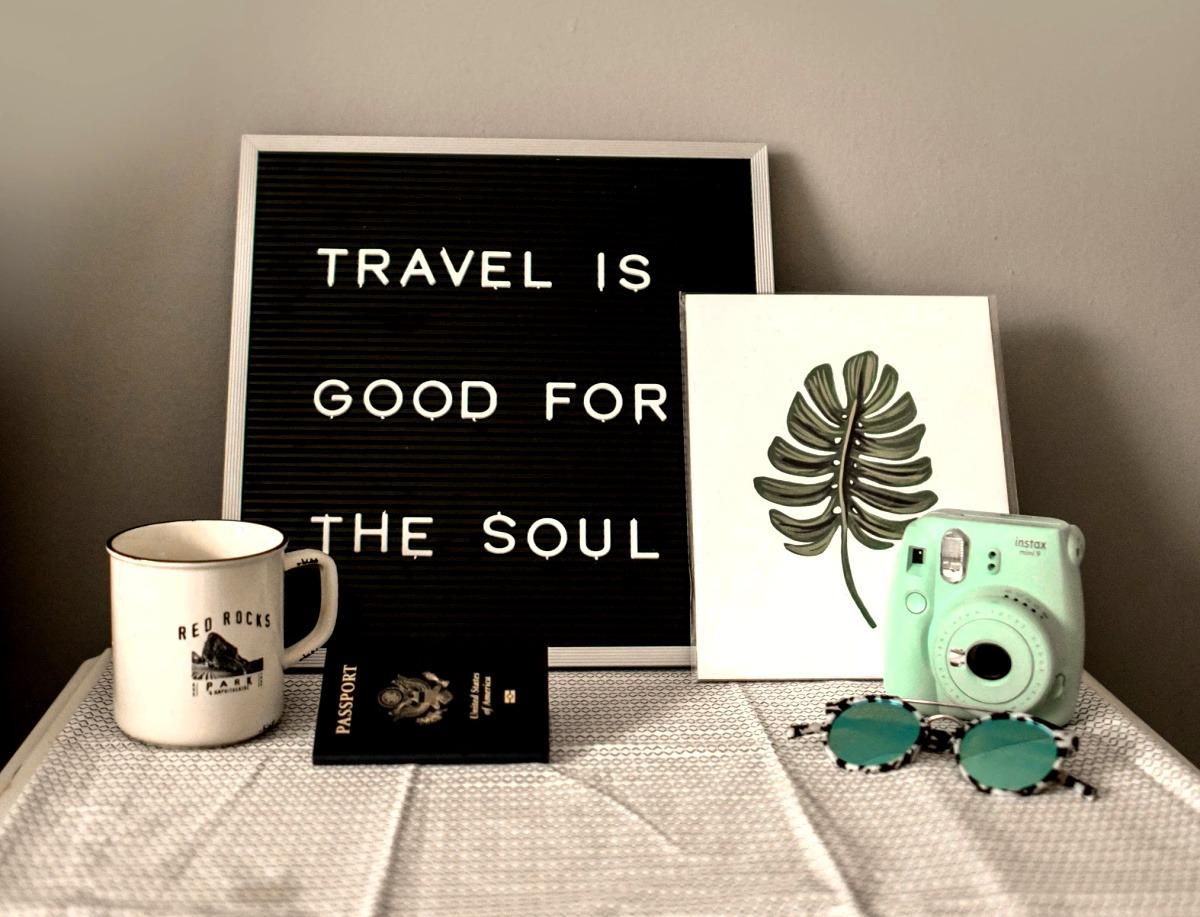 vakantie inspiratie vanuit huis, op reis met kinderen, travel is good for the soul