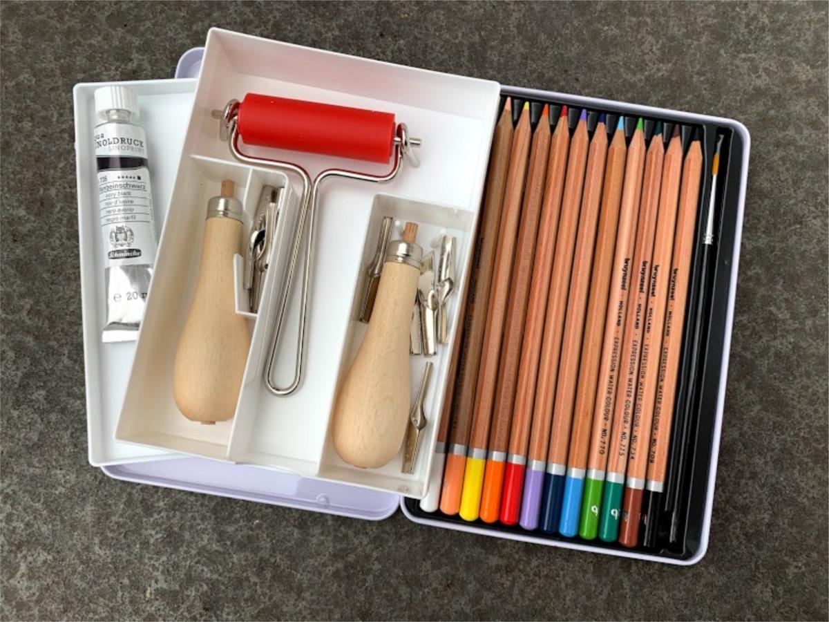 materiaal TSNUKKEN, creatief cadeau voor je kind, TSNUKBOX®