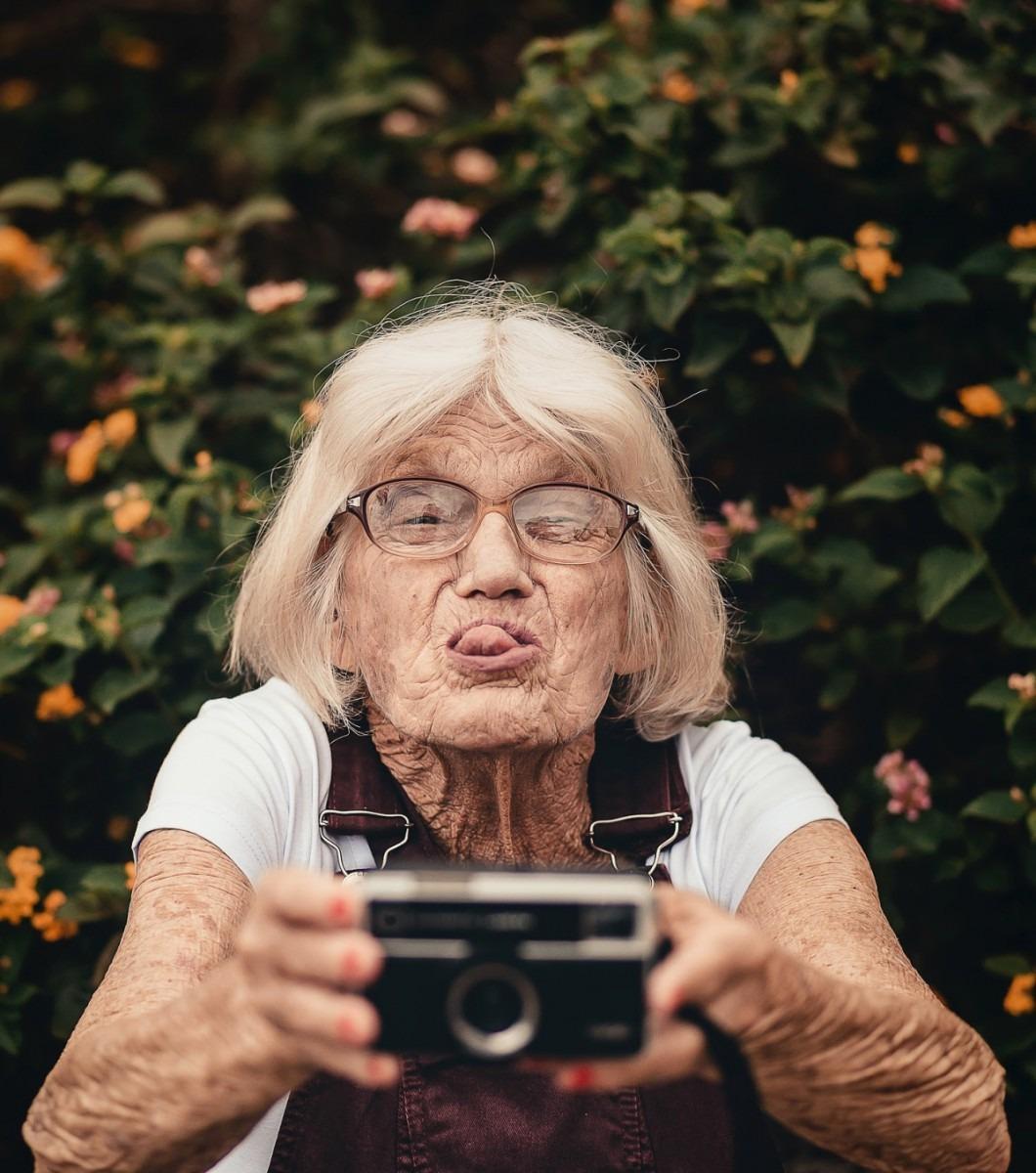 Ouderdom komt met gebreken, mobiel blijven als je ouder wordt