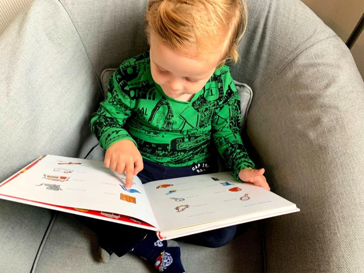 prenten versjes boek kinderen