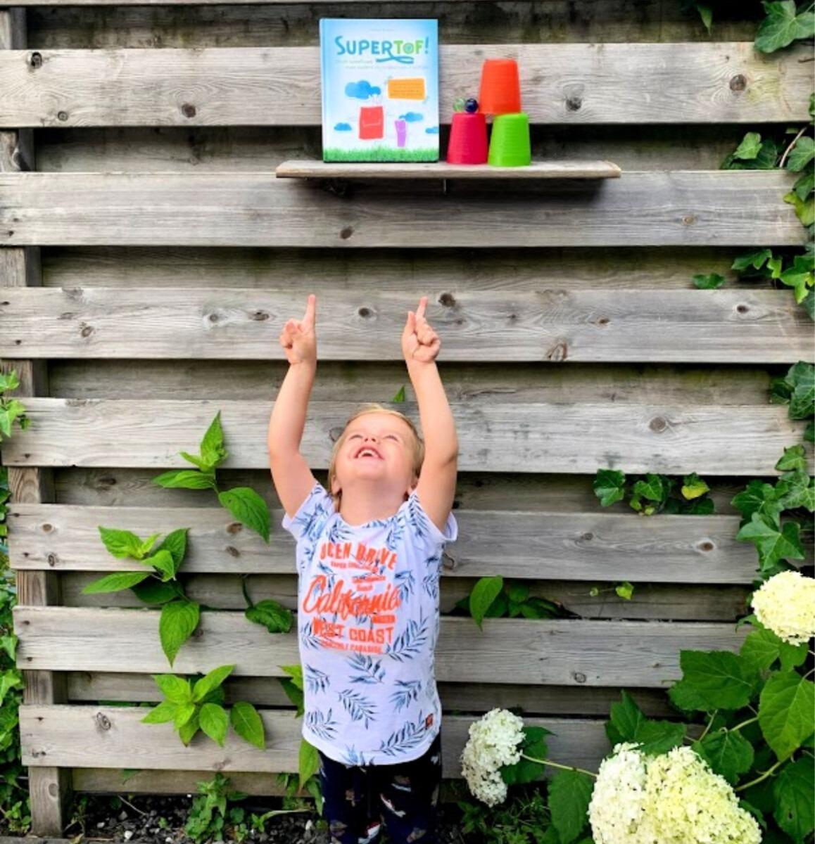 supertof speelboek tot acht jaar