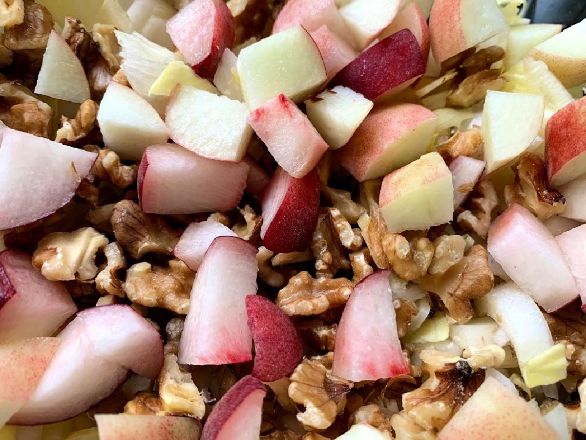 wilde perzik walnoot