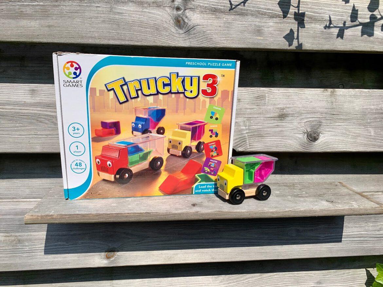 trucky 3 cadeau vanaf drie jaar