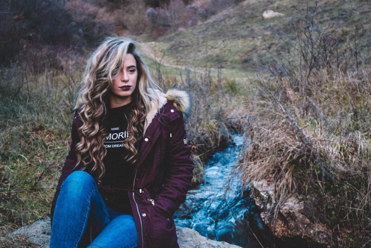 winterjas voor haar