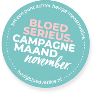 HBM hevig menstrueel bloedverlies