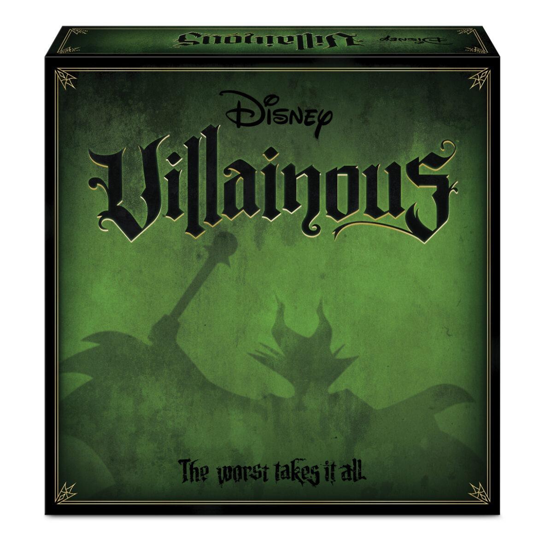 Villainous-bordspel-Ravensburger voor Dinseyfans
