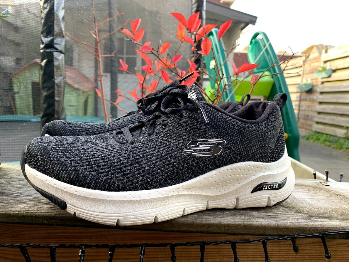 skechers review arch fit