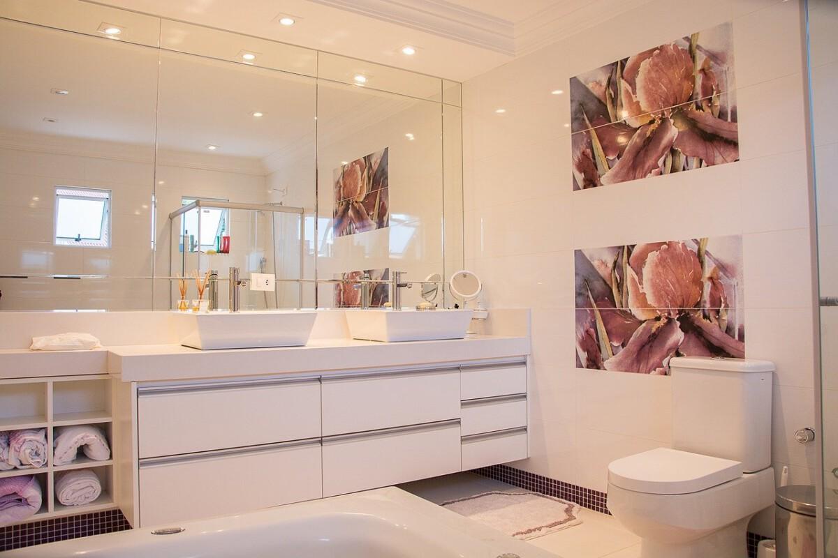 Een mooie badkamer mooi houden met een badkamerventilator