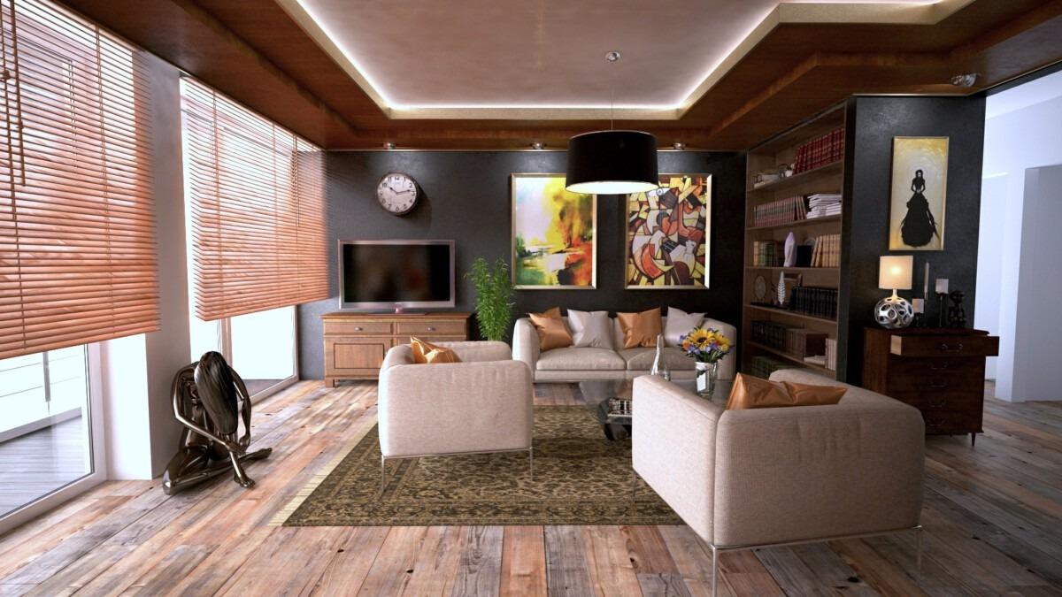 houten lamellen in je woonkamer