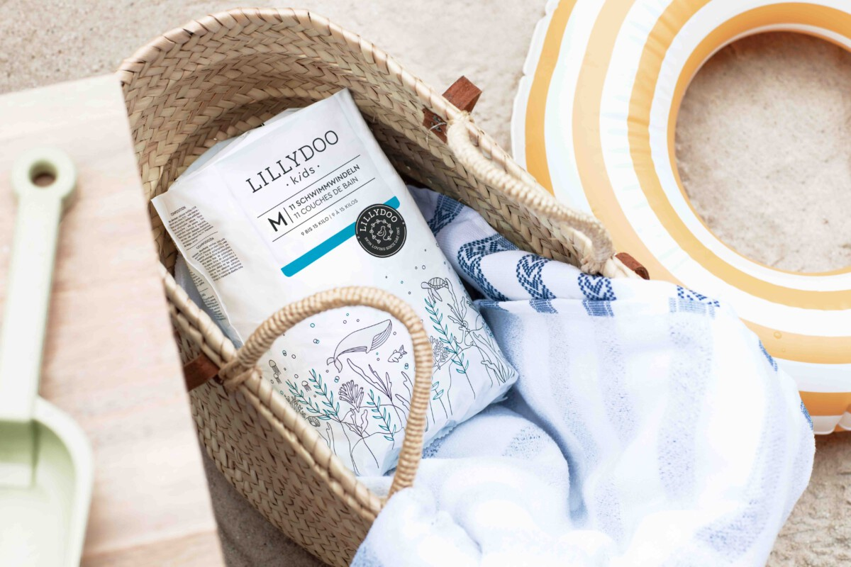 LILLYDOO zwemluiers zomer musthave