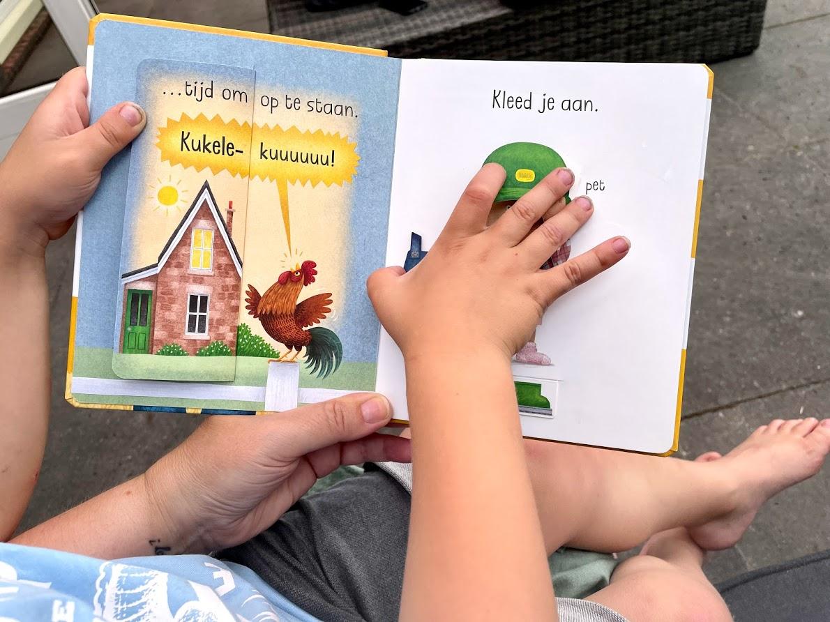 Drukke Dag - flapjesboeken over beroepen