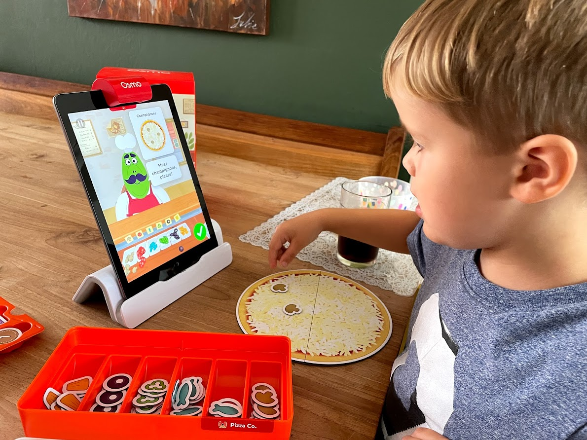 Osmo Pizza Co Review