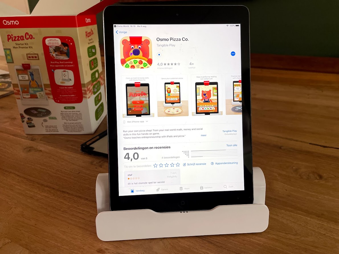 osmo play pizza kit review